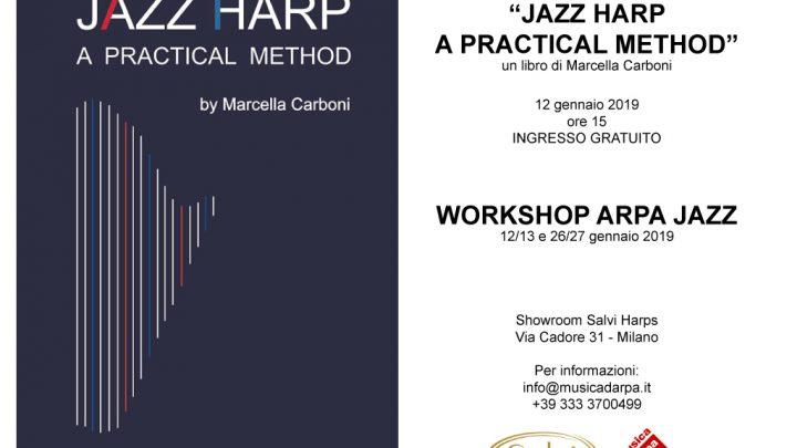 Jazz Harp – A Practical Method