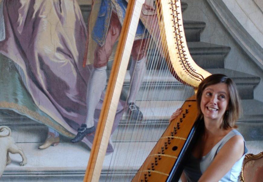 L'arpa nella musica di Joseph Haydn