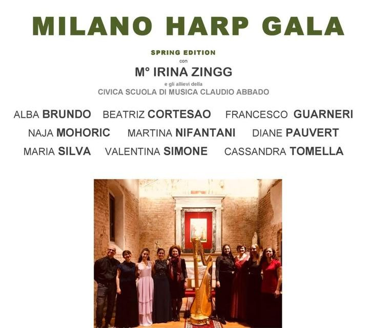 Milano Harp Gala