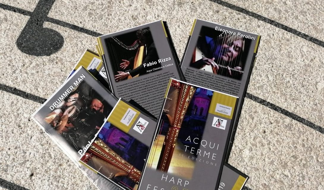 Harps Festival – Acqui Terme 2019