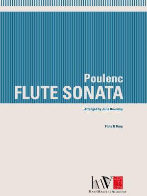 poulenc flauto sonata