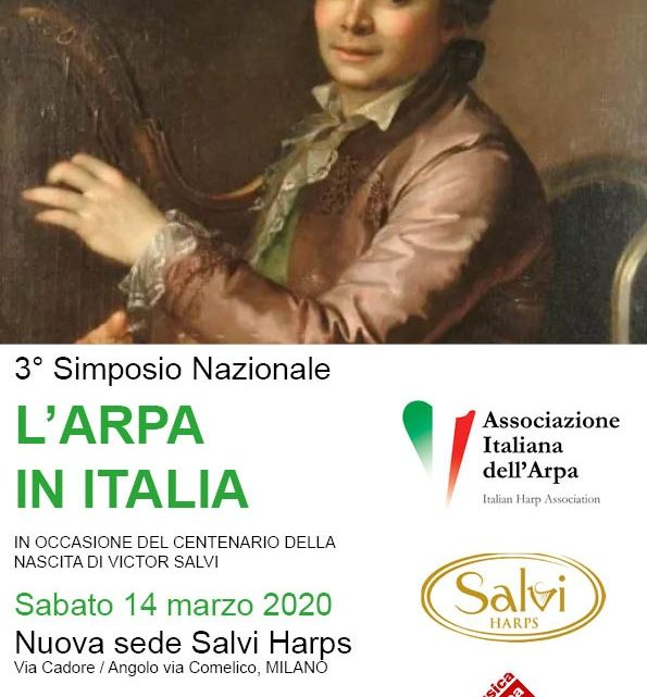 3 Simposio – L'arpa in Italia