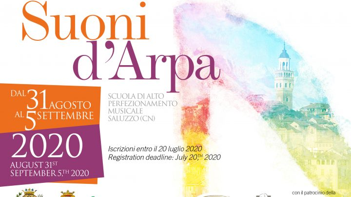 Suoni d'Arpa – The 10th International Harp Contest in Italy 2020
