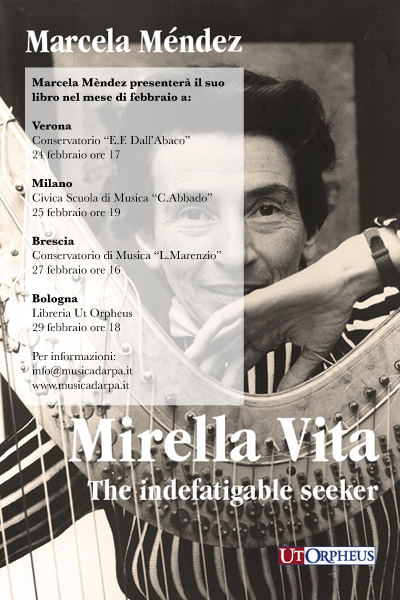 Mirella Vita The indefatigable seeker