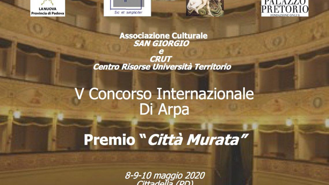 """Festival e Concorso Internazionale """"Città Murata"""""""